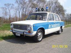 Lada 1200 Rendőrség