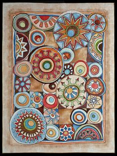 Judges Award in New York at Quilts=Art-Quilts 2012 « Marianne Burr ...