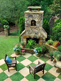The most beautiful place in your home – garden