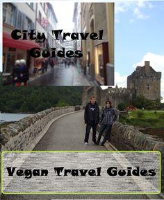 Vegan Travel Guides