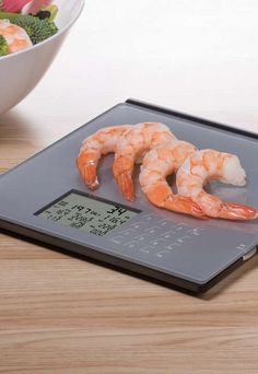 Use the Taylor Glass Nutritional Food Scale as a nutritional or conventional scale.