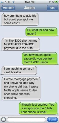 Auto Correct Humor.