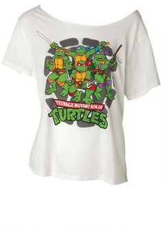 Teenage Mutant Ninja Turtles Tee #myalloy #alloyapparel