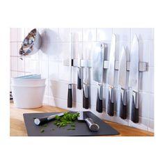 GRUNDTAL Magnetic knife rack  - IKEA