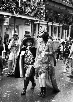 Stay for Mardi Gras, New Orleans. Photograph by Sara Ruffin Visit New Orleans, New Orleans Travel, New Orleans Louisiana, New Orleans Saints, Louisiana Gumbo, Louisiana History, New Orleans Mardi Gras, Mardi Gras Decorations, Mardi Gras Costumes