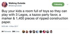 100 Hysterical Parenting Tweets From 2017 That'll Make You Snort-Laugh