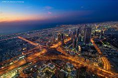 My next stop: Dubai