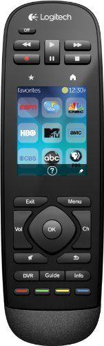 Logitech Harmony Touch Universal Remote with Color Touchscreen - Black (915-000198) Logitech,http://www.amazon.com/dp/B009EIUH6G/ref=cm_sw_r_pi_dp_mZtNsb1GXS4HHSJA