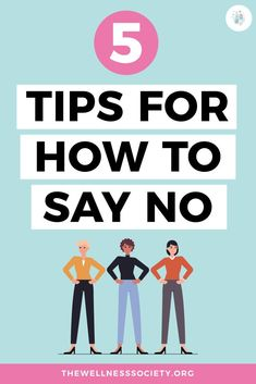 How to say no without the guilt and anxiety? Click to read 5 top tips from a psychologist #assertiveness #assertivenesstraining Mental Health Blogs, Mental Health Awareness, Health Advice, Anxiety Tips, Stress And Anxiety, Self Development, Personal Development, Positive Quotes For Life Motivation, Stress Management Activities