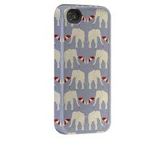 Elephant iPhone 4 / 4S Case--NEED!