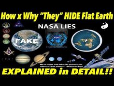 How x Why They HIDE Flat Earth (Explained in DETAIL!!) | FE PROOF 37
