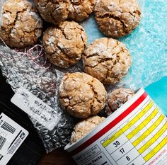 GRANDMA'S OATMEAL COOKIES A holiday recipe from chef Christina Tosi of Milk Bar