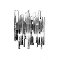 Crystaline Effect Mirror