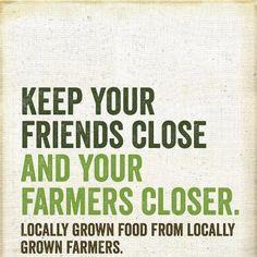 I love my farming friends.