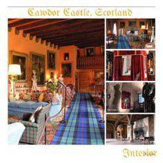 Cawdor Castle, Scotland Interior Cawdor Castle, Castle Interiors, Castle Scotland, Scottish Castles, Outdoor Decor, Photography, Home Decor, Fotografie, Photograph