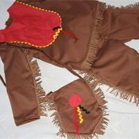 Déguisement indien enfant Patron couture gratuit
