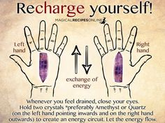 Pure Reiki Healing - Recharge Amazing Secret Discovered by Middle-Aged Construction Worker Releases Healing Energy Through The Palm of His Hands. Cures Diseases and Ailments Just By Touching Them. And Even Heals People Over Vast Distances. Chakras Reiki, Les Chakras, Crystal Healing Stones, Crystal Magic, Amethyst Crystal, Healing Rocks, Crystal Altar, Healing Hands, Healing Crystal Jewelry