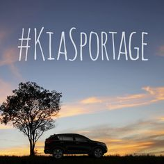 Get away today, with the Kia Sportage.