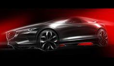 マツダのあらたなコンセプトモデルは「越KOERU」 Mazda+ギャラリー