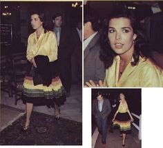 Princesa Carolina, Grace Kelly, Princess, Dresses, Fashion, Vestidos, Moda, Fashion Styles, Dress