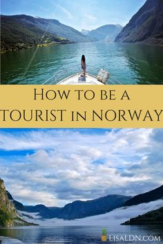 How to be a tourist in Norway > LisaLDN.com
