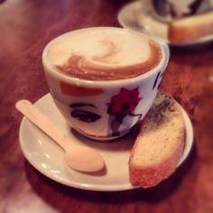 Cappuccino on chaQula