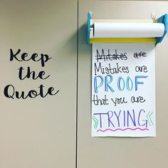Got a new keep the quote up today! Hopefully I get more submissions from my students now! Work Quotes, Daily Quotes, Me Quotes, Motivational Quotes, Inspirational Quotes, My Children Quotes, Quotes For Kids, 4th Grade Classroom, Science Classroom