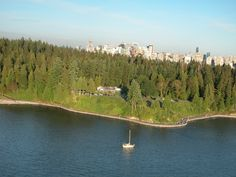 In the heart of Stanley Park, minutes away from Downtown Vancouver