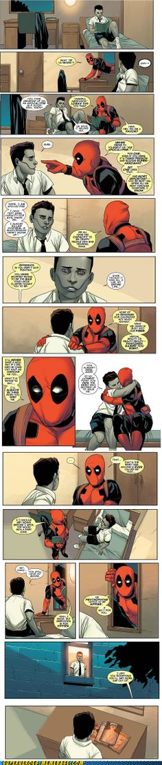 Words of Wisdom from Deadpool | Top pic junk