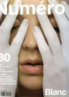Clara Veiga Gazinelli by Sølve Sundsbø for Numéro Magazine February 2002 Fashion Magazine Cover, Fashion Cover, Magazine Cover Design, Magazine Covers, Art Magazin, Magazin Design, Photoshop, Editorial Design, Editorial Fashion