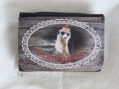 """Portemonnaies - Geldbörse """"SHOPPING QUEEN"""" - ein Designerstück von Fotokartenundmehr bei DaWanda"""