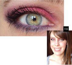 Make rosa com brilho! - http://www.coisasdediva.com.br/2011/08/tutorial-13/#