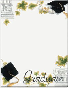 invitation card border design beautiful graduation invitation borders graduation invitations graduation of invitation card border design. Graduation Scrapbook, Graduation Photos, Graduation Cards, Graduation Invitations, College Graduation, Graduation Wallpaper, Graduation Templates, Eid Stickers, Cute Christmas Wallpaper