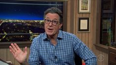 Late-Night Hosts Dissect Donald Trump's Bout With Coronavirus German Language Course, Stephen Colbert, Side Effects, Get Over It, Rolling Stones, Donald Trump, Drugs, Presidents, Take That