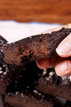 Keto Brownies Vertical