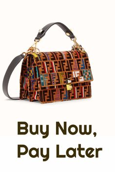 51e8d341a Buy Fendi Handbags Now, Pay Later. Click for list of stores that offer  payment