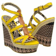 Jessica Simpson Women's Ginny Shoe. A great sandal to build an outfit around!