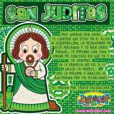 San Juditas (Distroller)