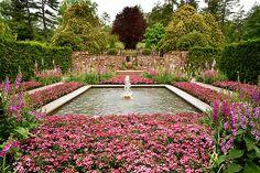 Longwood Pink Garden