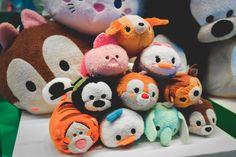 "Disney ""Tsum Tsum"" Plush Collection"