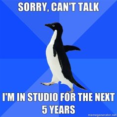 Why memes succeed - Penguin Funny - Funny Penguin meme - - If you want your meme to have a chance at being successful do something original. This is why some memes implode and some explode. The post Why memes succeed appeared first on Gag Dad. Stupid People, Smart People, New People, Anxiety Cat, Social Anxiety, Infp, Socially Awkward Penguin, Just Keep Walking, Behind Blue Eyes