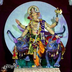 Bycullacha, Mumbai Bhalchandra Ganapati Mumbai Ganesh Utsav 2016
