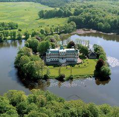 Häckeberga Slott - castle and hotel in Skåne, South Sweden