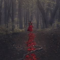 Dreamlike Surreal Photography by Nicole Burton