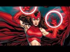 THE SCARLET WITCH (Wanda Maximoff) is a fictional comic book superhero that appears in books published by Marvel Comics. The character first appeared in X-Men #4 (March 1964) and was created by Stan Lee and Jack Kirby. She has since starred in two self-titled limited series with husband the Vision and appears as a regular team member in superhero title the Avengers. Within the Marvel Universe, Scarlet Witch is a mutant, born with the ability to alter reality in unspecific ways.