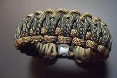 Black Trilobite tissage survie Wear Sifflet Boucle Handmade Paracord Bracelet