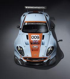 "Aston Martin Le Mans Double ""0"" Nine"