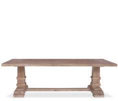 $449.95 Austin Coffee Table - Exclusive to Boston Interiors, the Austin tables are stocked in a driftwood finish with solid wood base and distressed acacia top.  For family room?  Like the finish and the light, airy feel.
