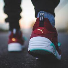 Sneaker Freaker x PUMA Blaze of Glory Bloodbath...
