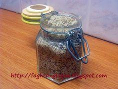 Αρωματική πούδρα πικραμύγδαλου (αμαρέτο), η σπιτικ... Mason Jars, Herbs, Mugs, Tableware, How To Make, Recipes, Syrup, Dinnerware, Cups